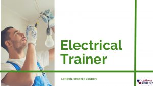 electrical trainer london