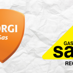CORGI Badge and Gas Safe Register Badge