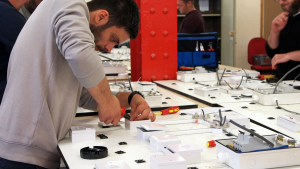 NVQ Level 3 Electrical Training
