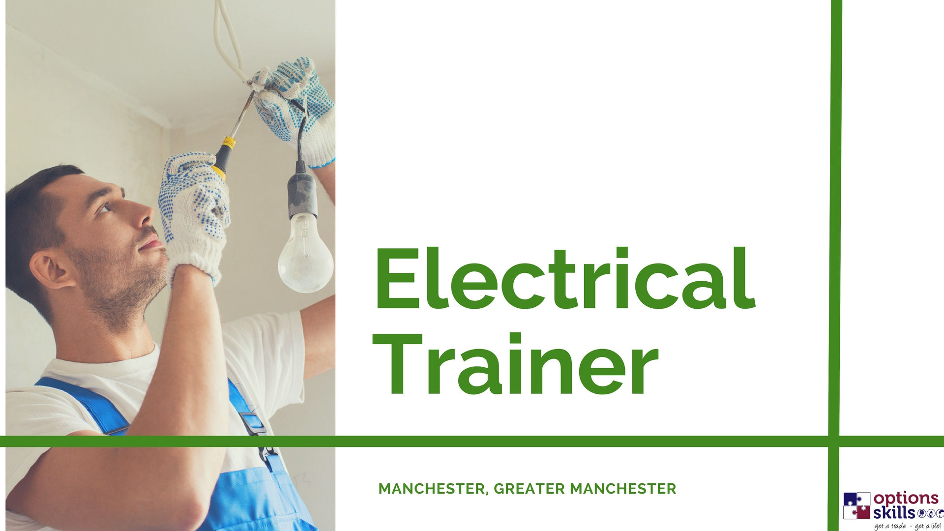 electrical trainer manchester