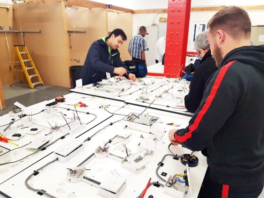 Inspection And Testing Of Electrical Installations Award