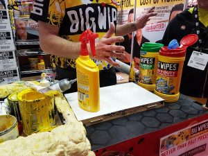 Big Wipes - Installer Show 2019