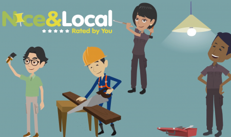Boost Business With An Online Presence: Nice & Local