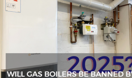 Will Gas Boilers Be Banned By 2025? | Going Green