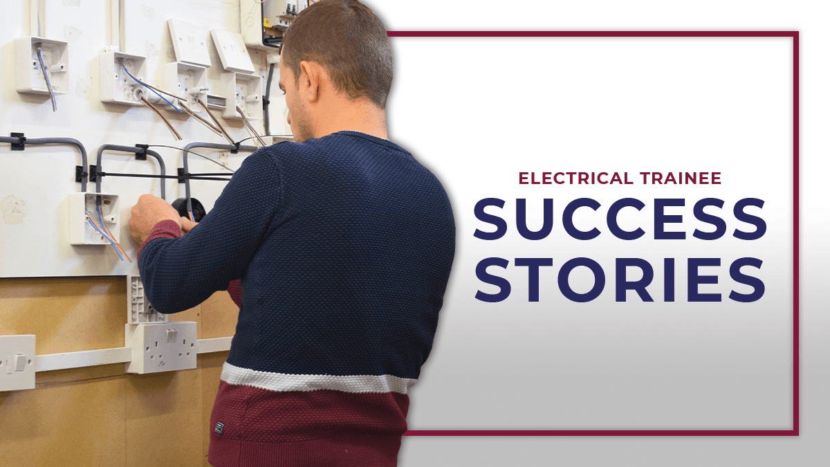 Electrical Trainee- Success Story