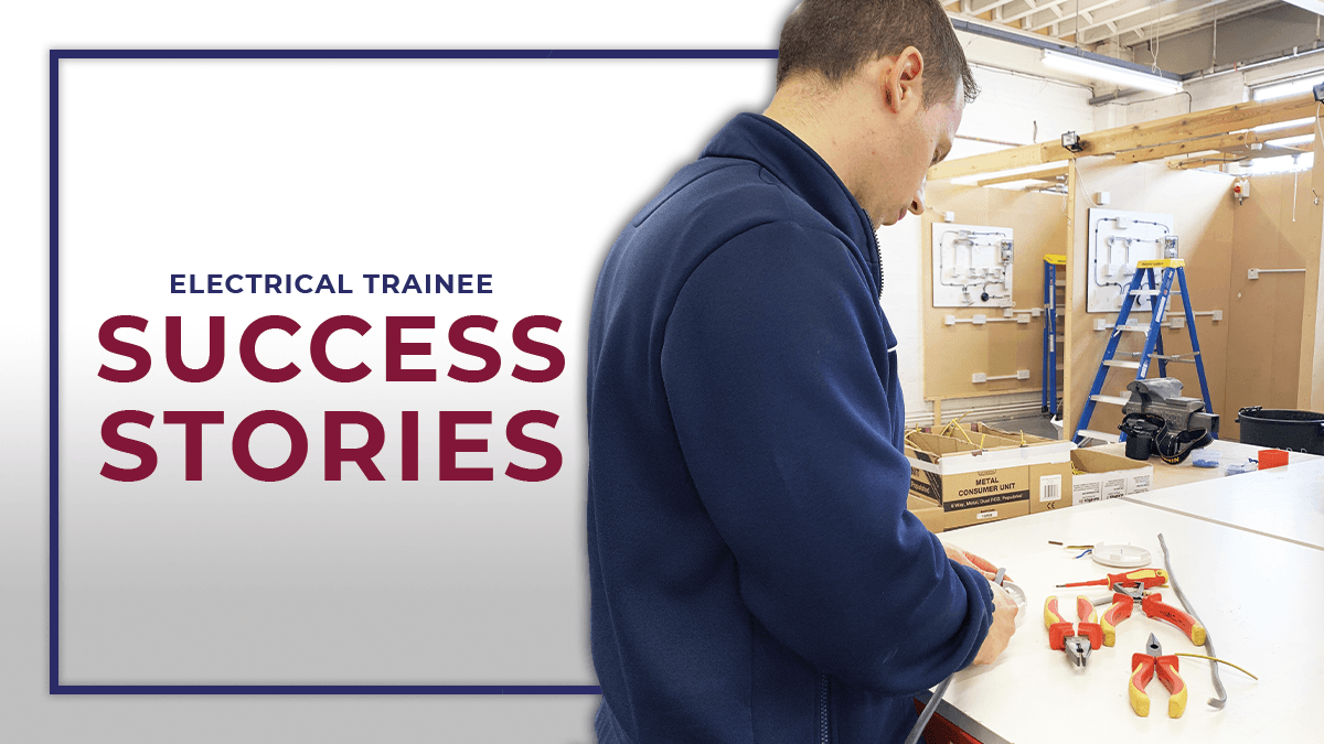 Electrical Trainee - Success Story