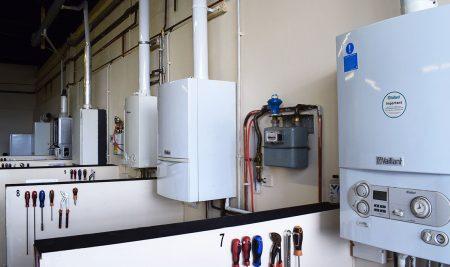 Gas Training Room Refurbishment
