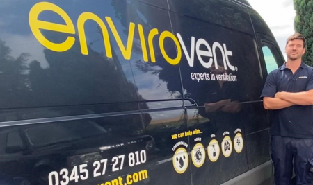 EnviroVent Expand Their Business Through Options Skills